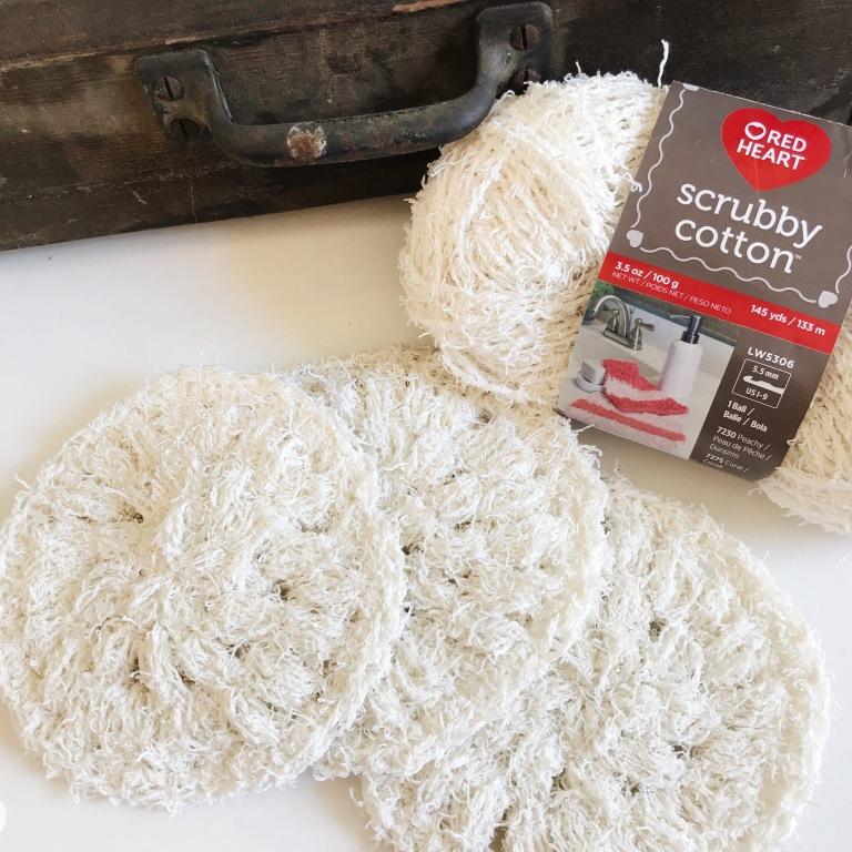 Simple Scrubby Pattern – Crochet By Ellen